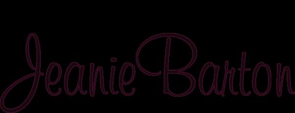 jeane barton logo black