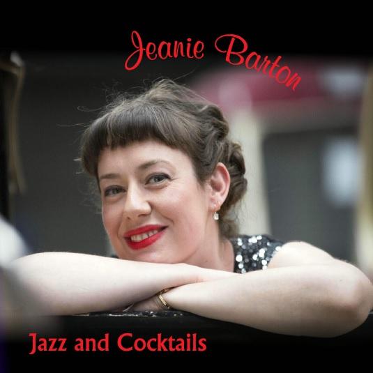 Jazz and Cocktails - album | Jeanie Barton